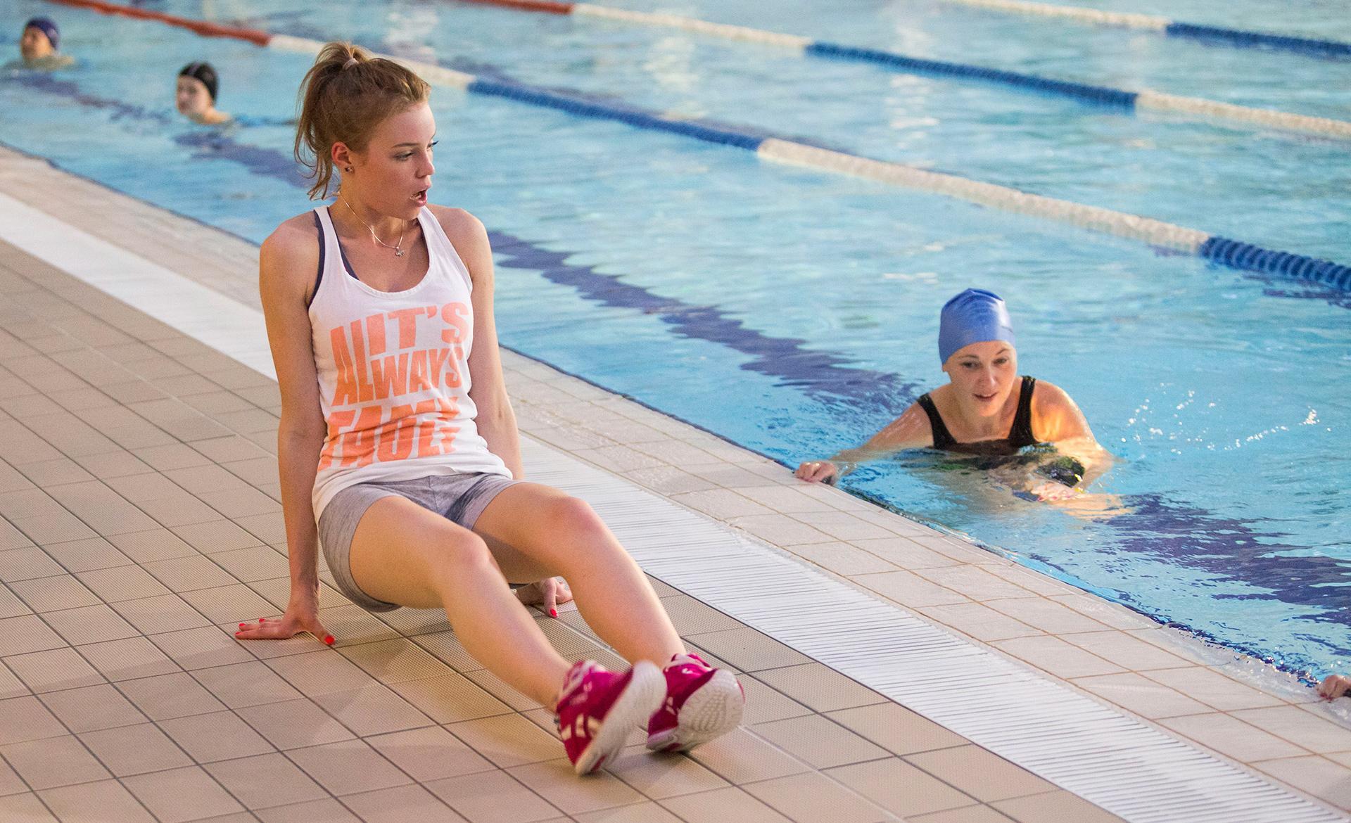 zajęcia aqua aerobic
