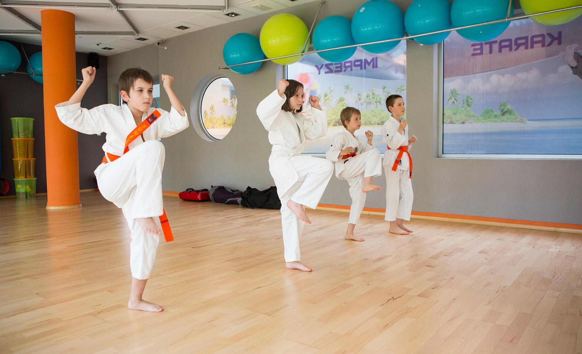zajęcia karate kyokushin