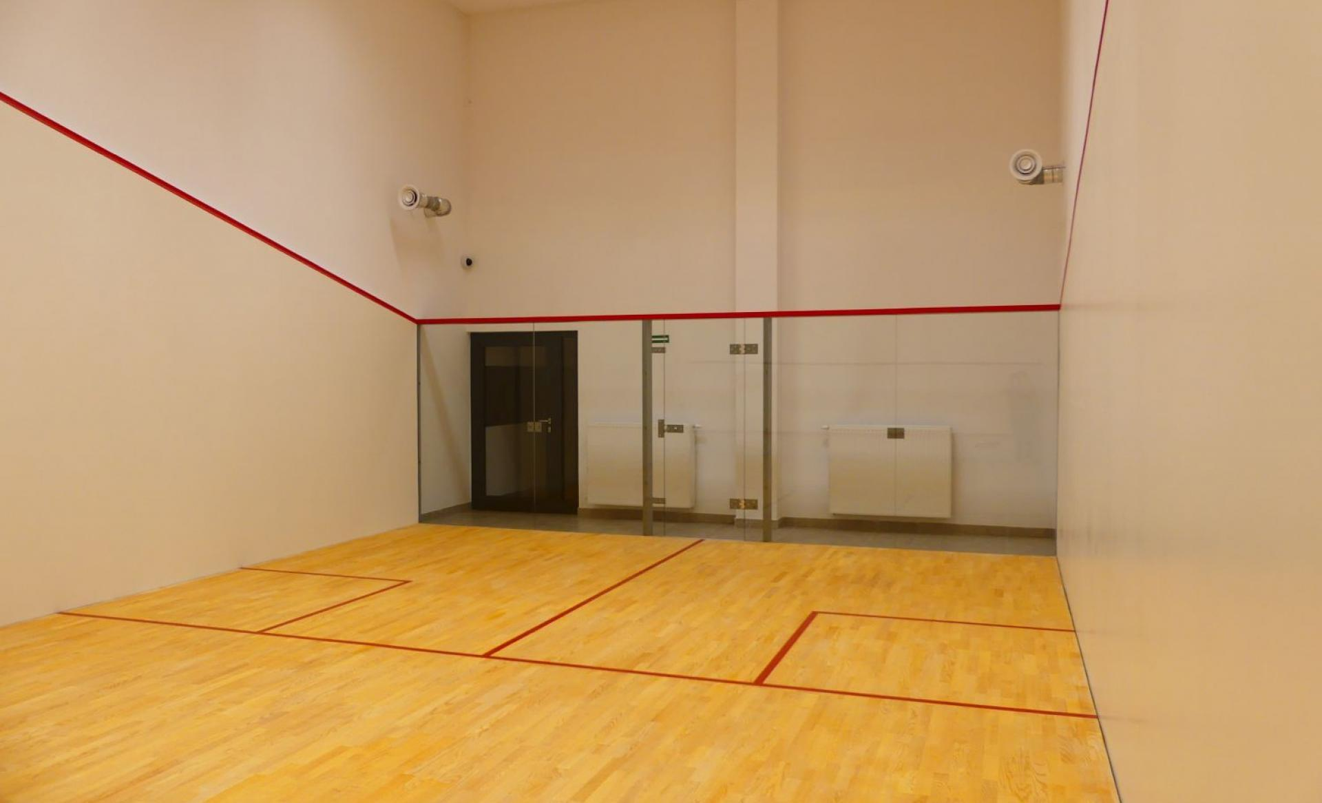 sala do squasha