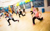 zajęcia klubu fitness